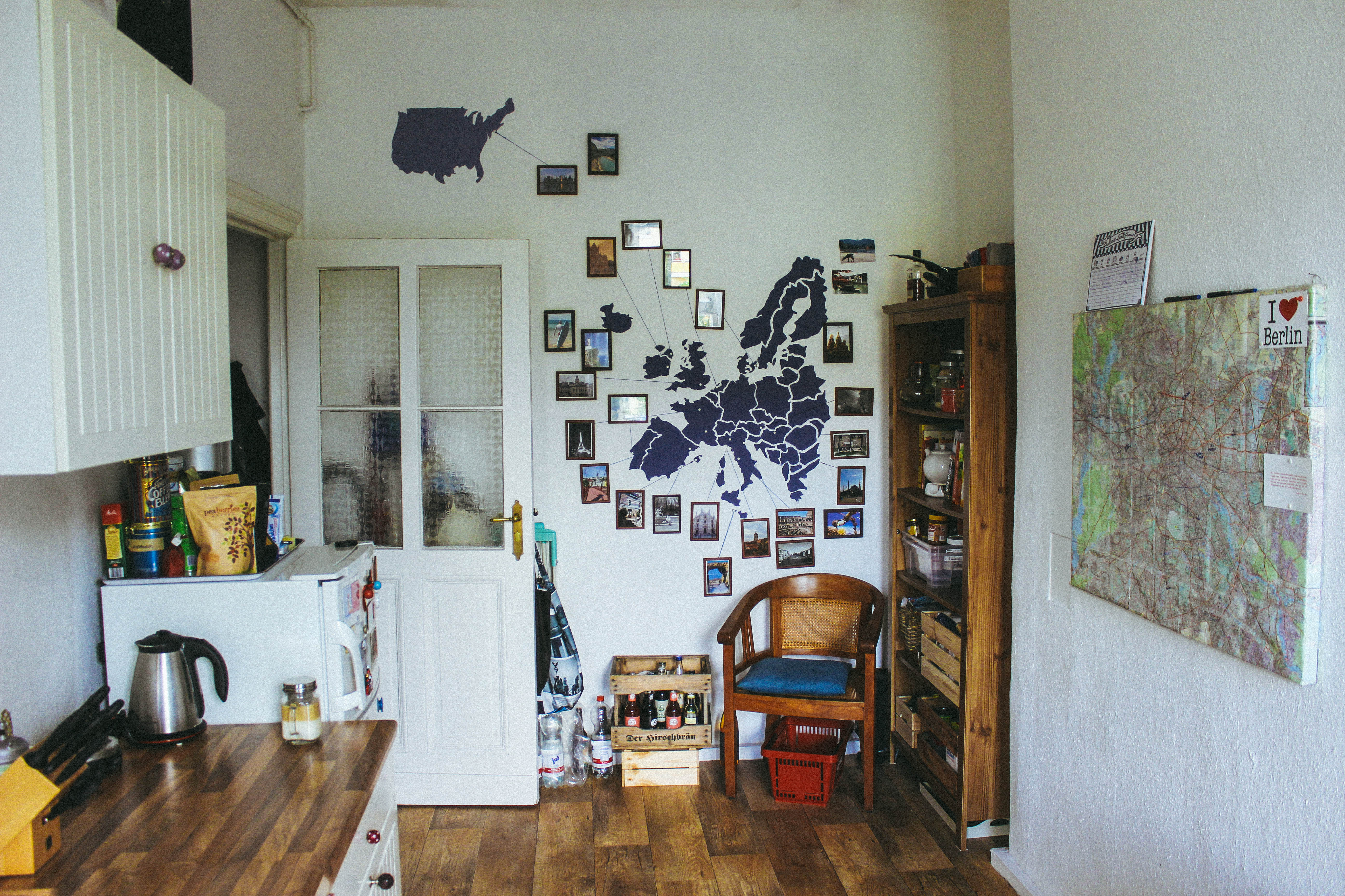 city guide berlin - couchsurfing © Odd Aesthetics