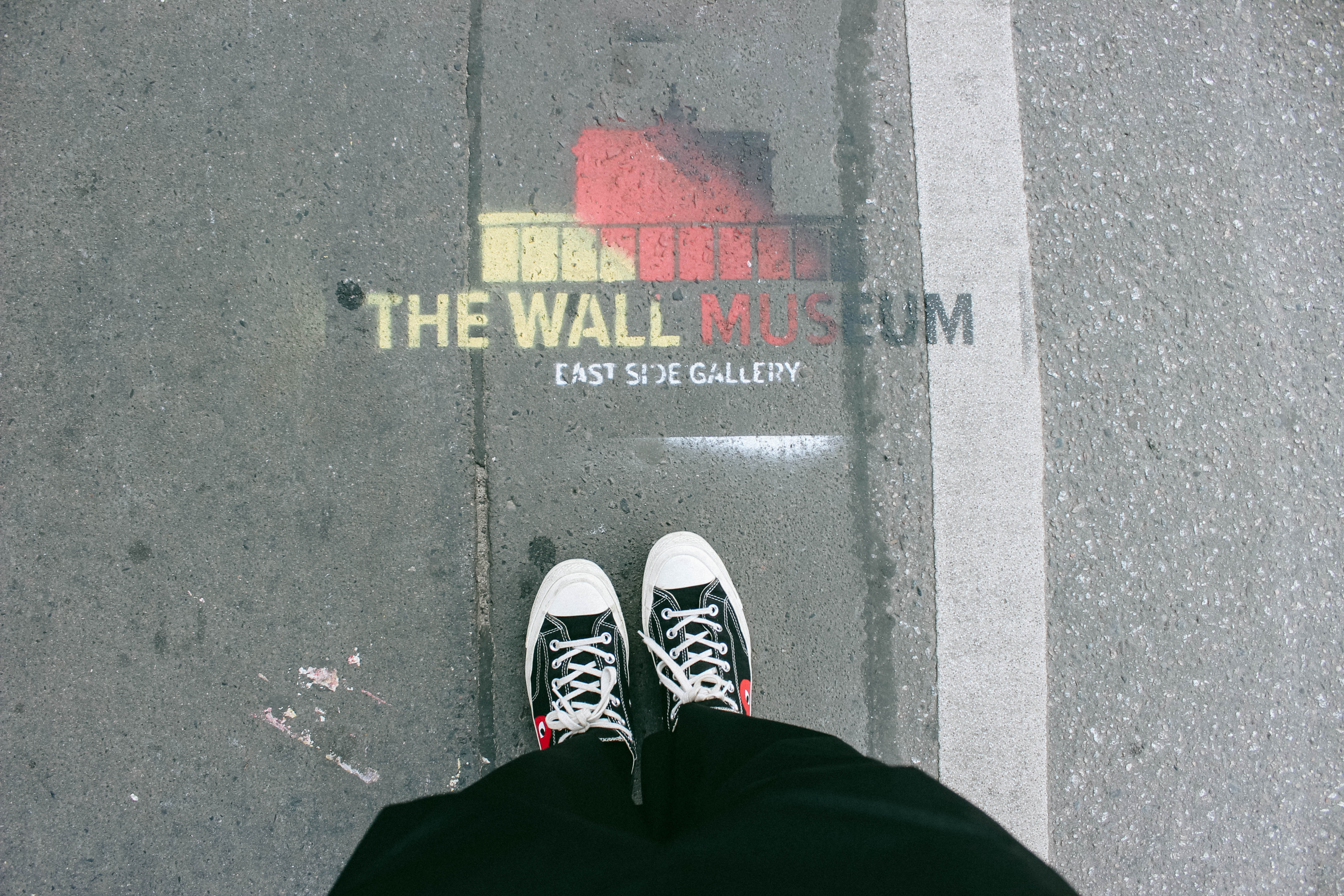 city guide berlin - mur de Berlin © Odd Aesthetics