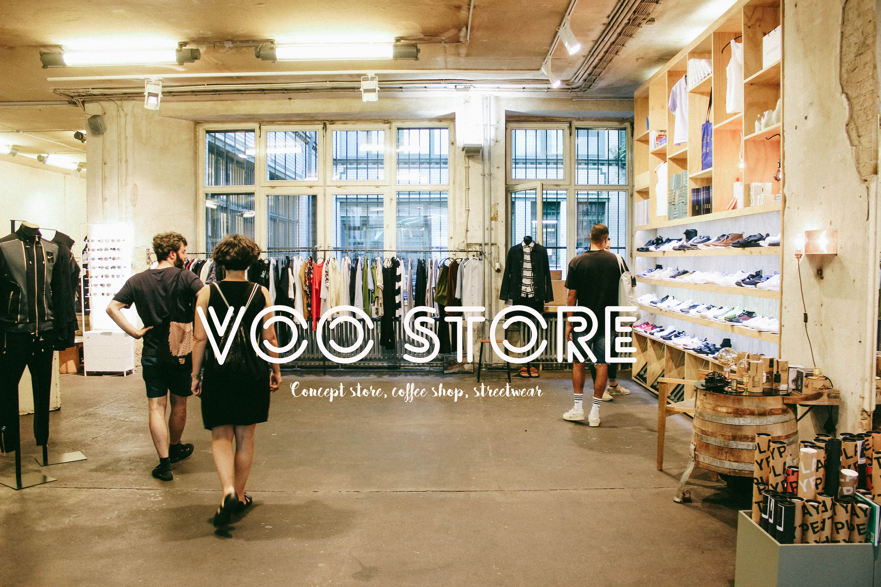 city guide berlin - Voo store © Odd Aesthetics